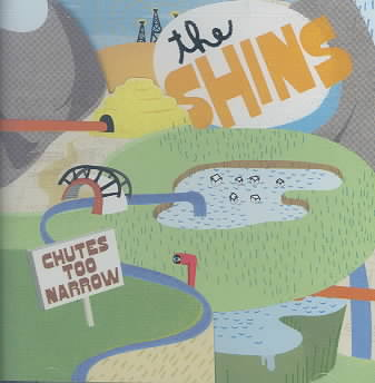 CHUTES TOO NARROW BY SHINS (CD)