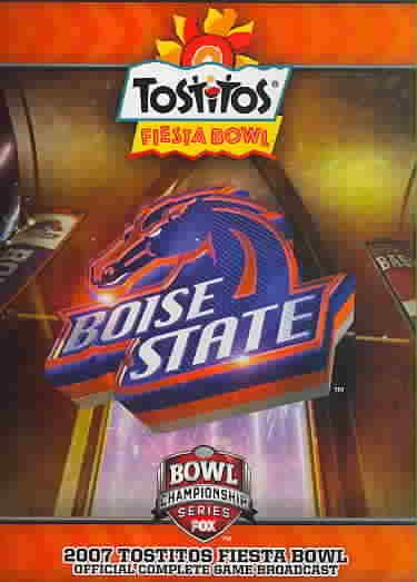 2007 TOSTITOS FIESTA BOWL (DVD)