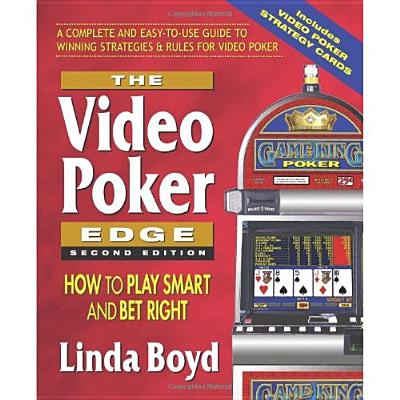 The Video Poker Edge By Boyd, Linda
